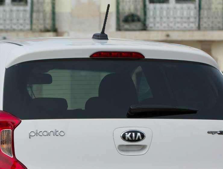 Aleron deportivo Kia Picanto GT