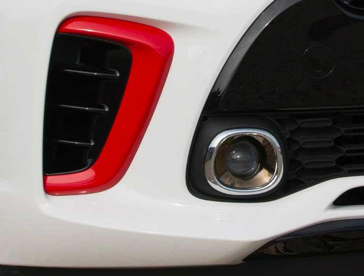 Luces esploradoras deportivas Kia Picanto GT