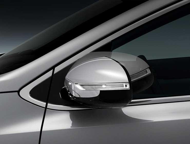 Espejos laterales Kia Sportage Híbrida