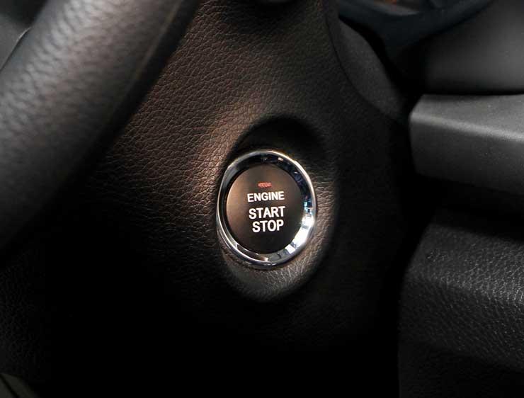 Botón de encendido Kia Tonic