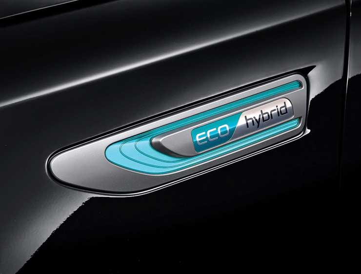 Eco Hybrid Kia Optima Híbrido