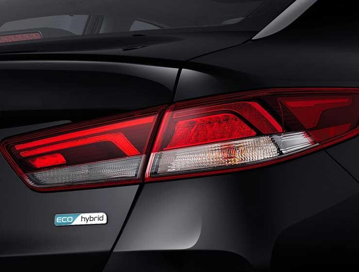 Luces LED traseras Kia Optima Híbrido