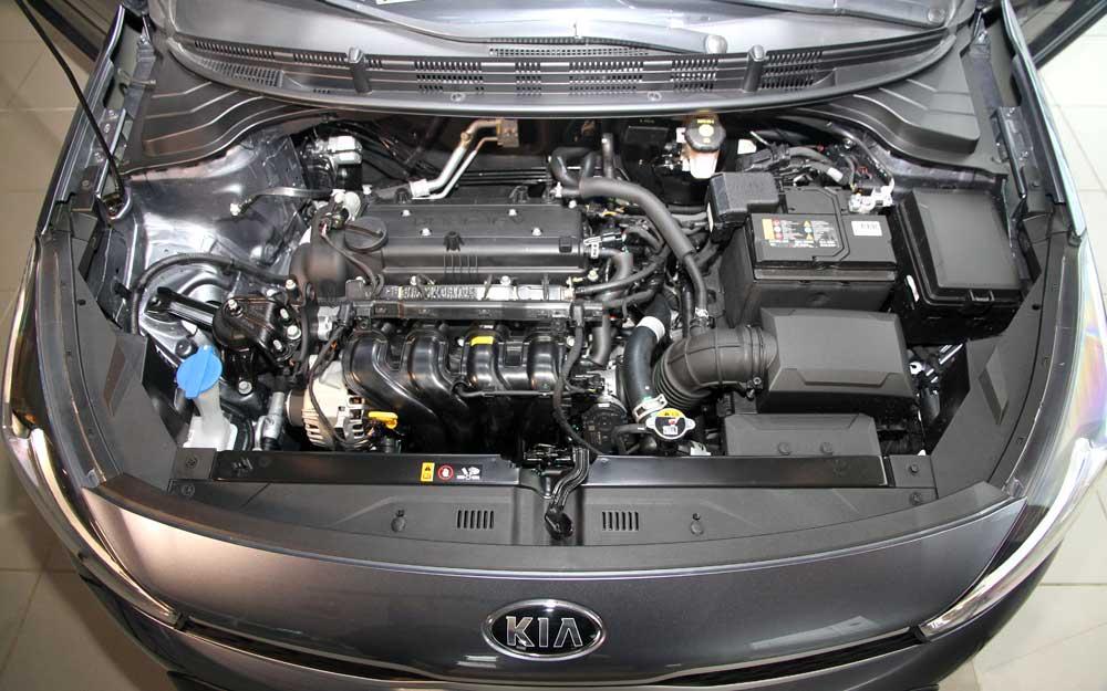 Motor KIA Tonic