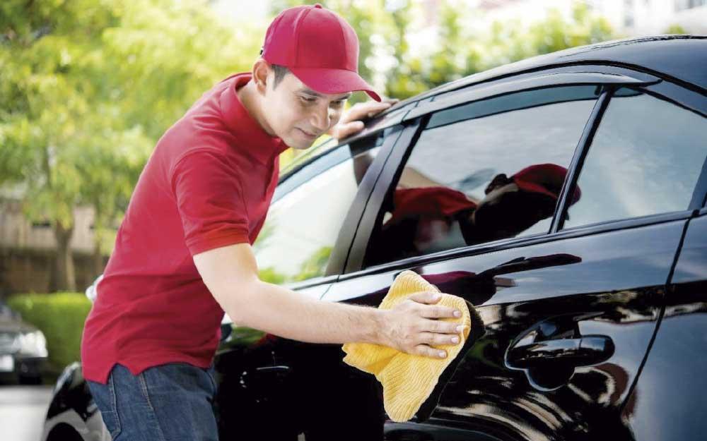 Limpieza de Vehículos KIA Motors