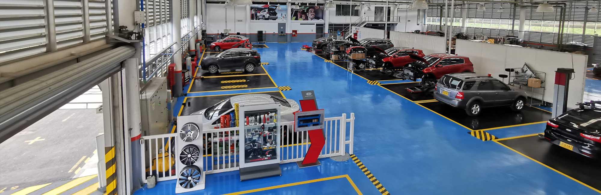 Talleres MetroKia   KIA Motors